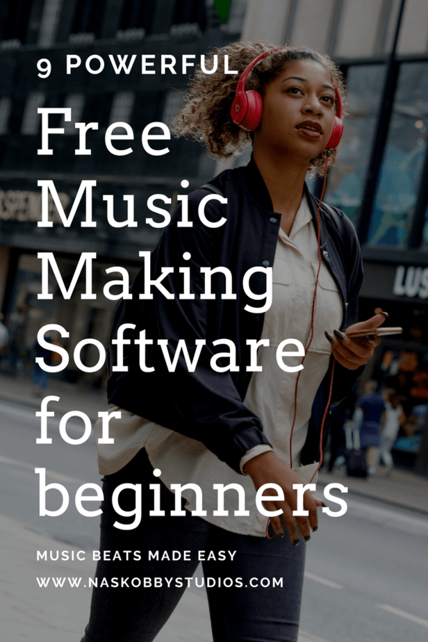 9 Powerful Free Music Making Software For Beginners