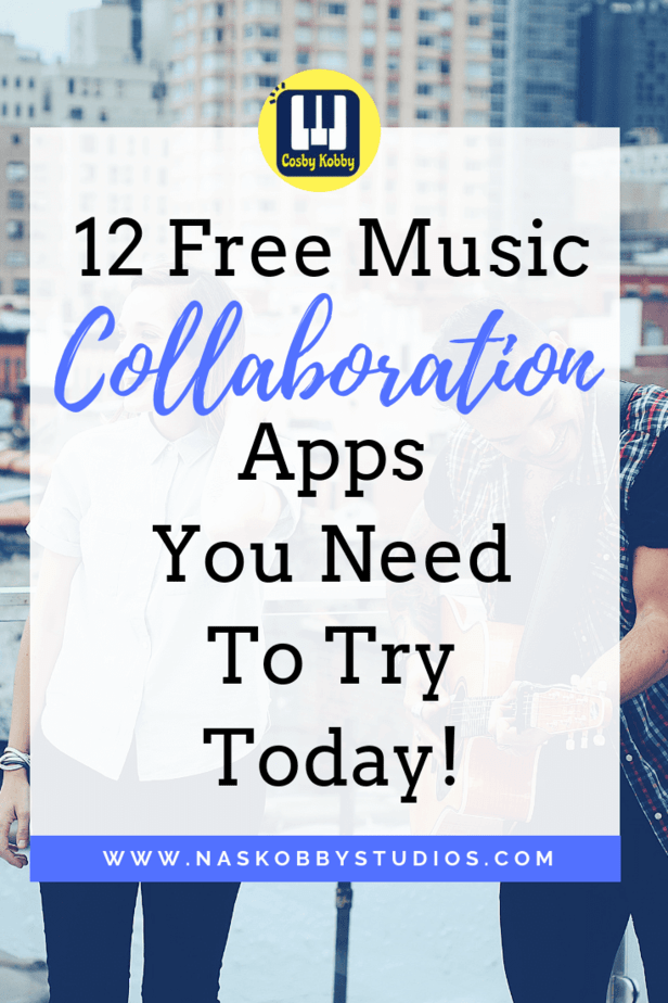 music collaboration app