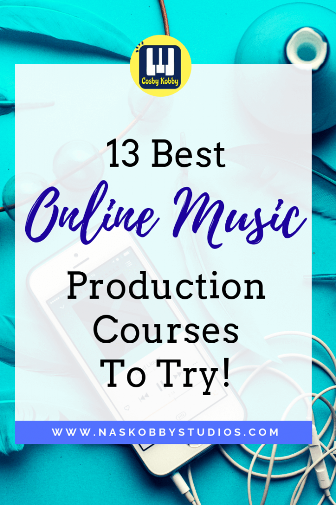 13 Best Online Music Production Courses To Try!