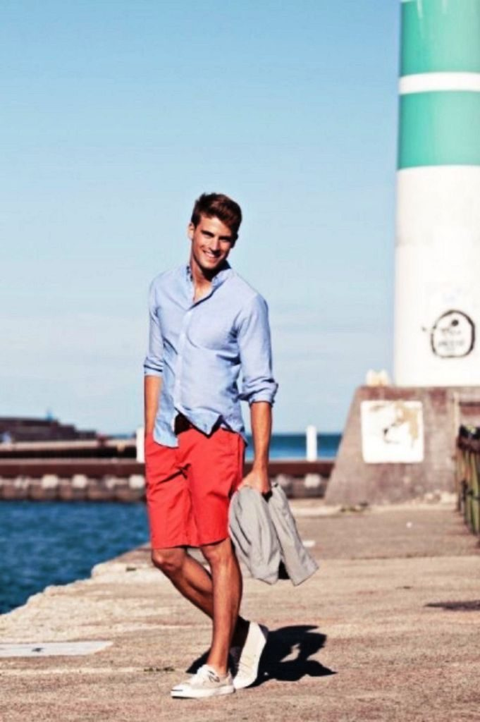 30 Trendy Summer Men Fashion Ideas For You To Try