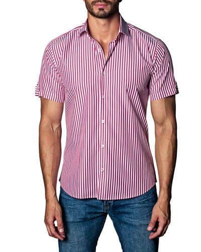 The Candy-Striped Button-Down
