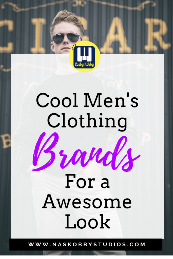 Cool Mens Clothing Brands For An Awesome Look