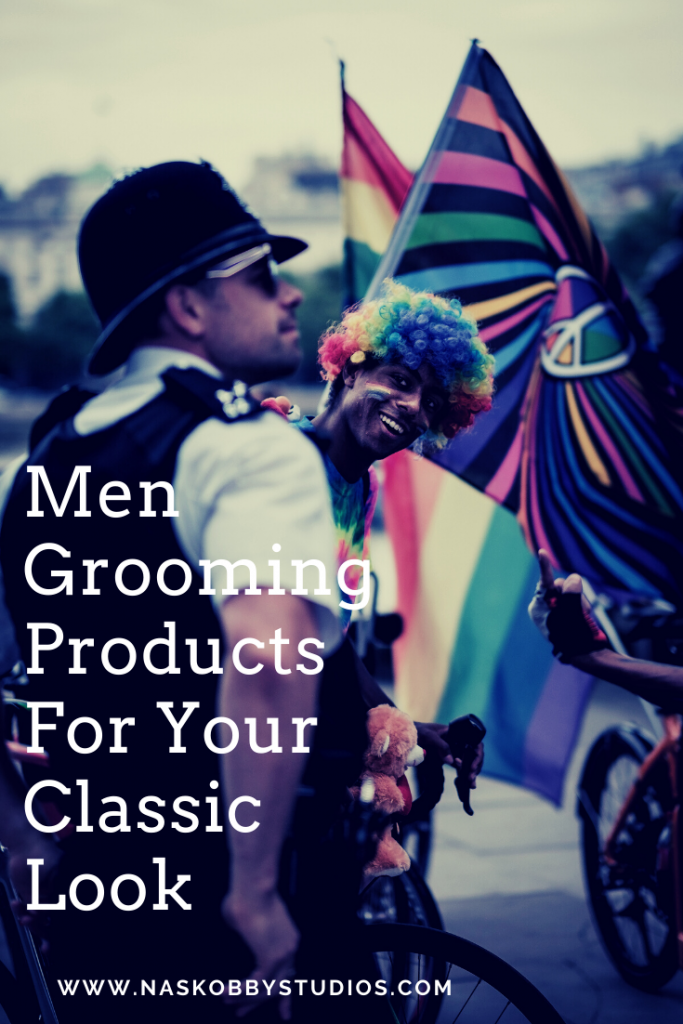 Men Grooming Products For Your Classic Look
