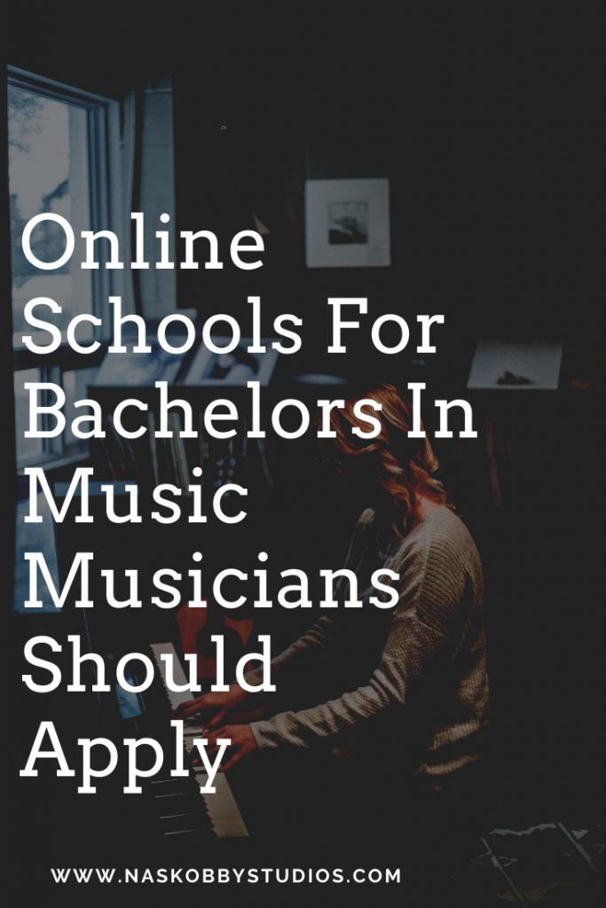 Online Schools For Bachelors In Music Musicians Should Apply