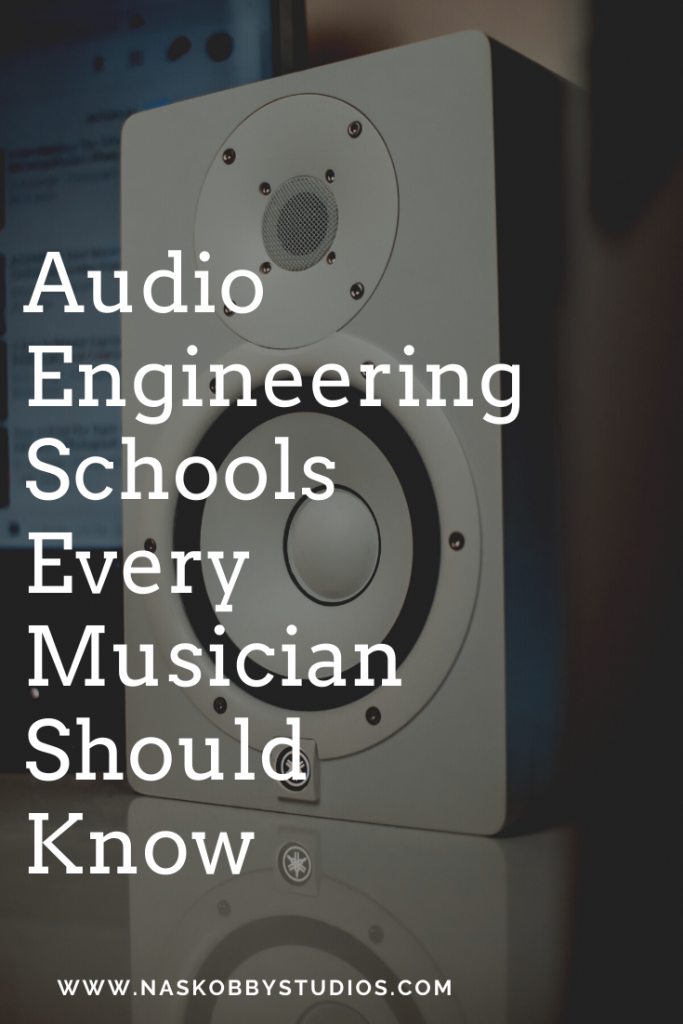 Audio Engineering Schools Every Musician Should Know