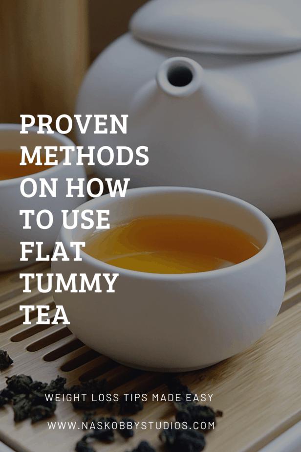 Proven Methods On How To Use Flat Tummy Tea