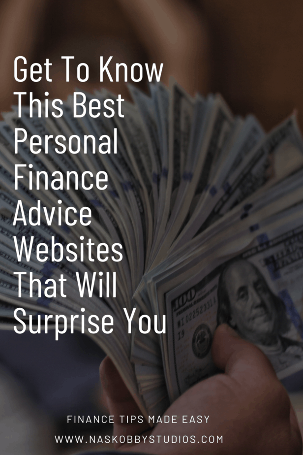 Get To Know This Best Personal Finance Advice Websites That Will Surprise You