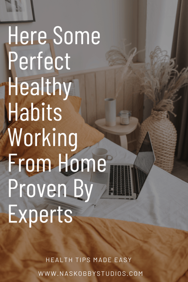 Here Some Perfect Healthy Habits Working From Home Proven By Experts