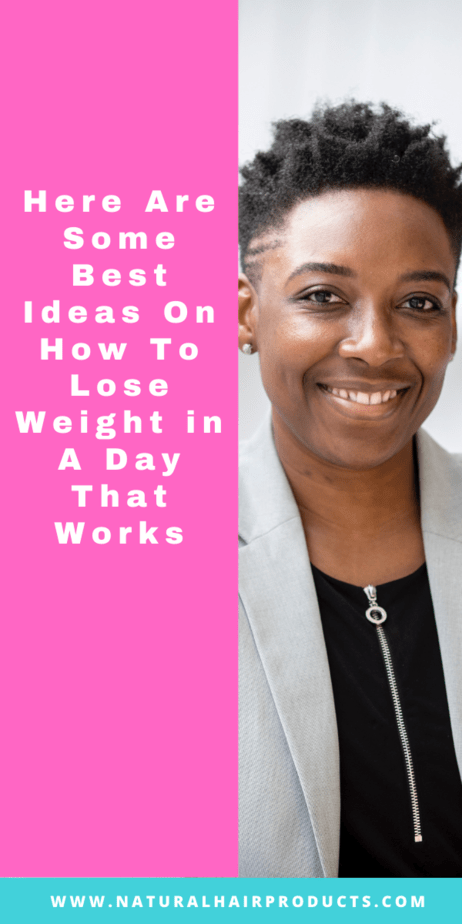 Here Are Some Best Ideas On How To Lose Weight in A Day That Works