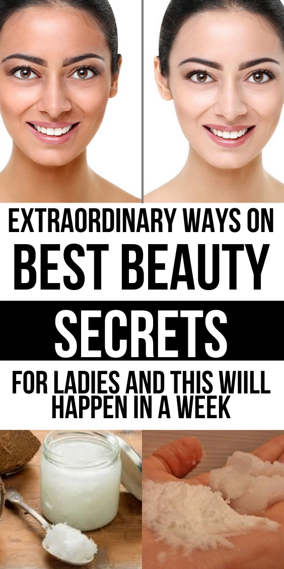 The Hottest Best Beauty Secrets 2020 Every Lady Should Try