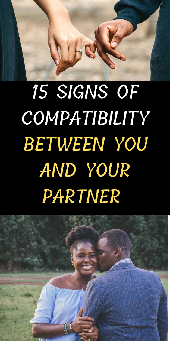 15 Signs of Compatibility Between You and Your Partner